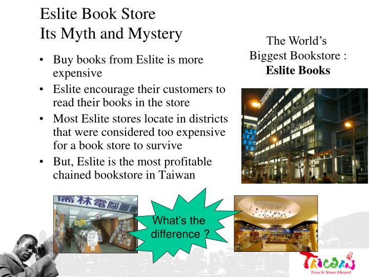 Eslite Book Store