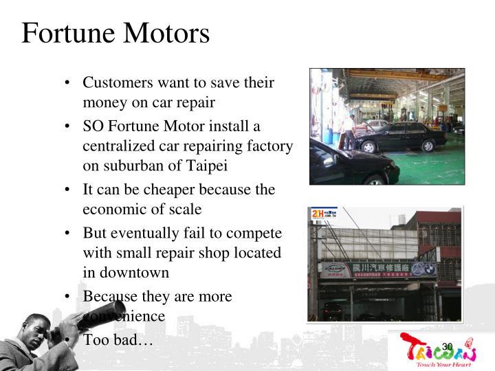 Fortune Motors