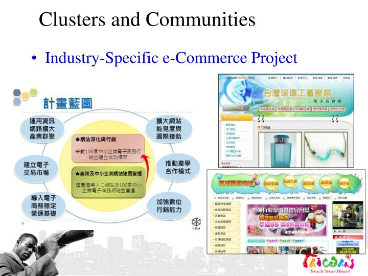 Clusters and Communities
