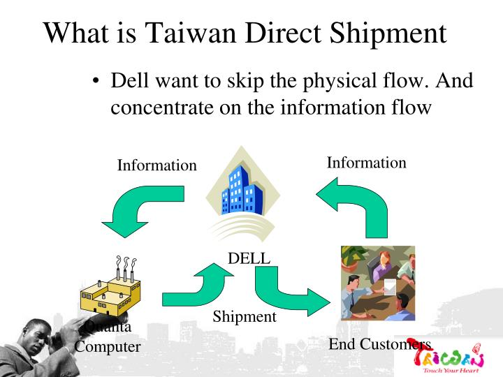 What is Taiwan Direct Shipment