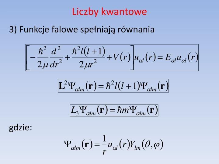 Liczby kwantowe