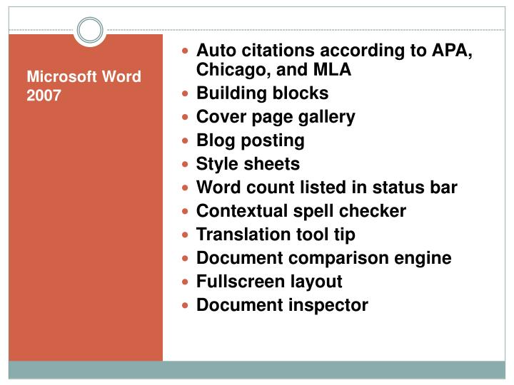 Auto citations according to APA, Chicago, and MLA
