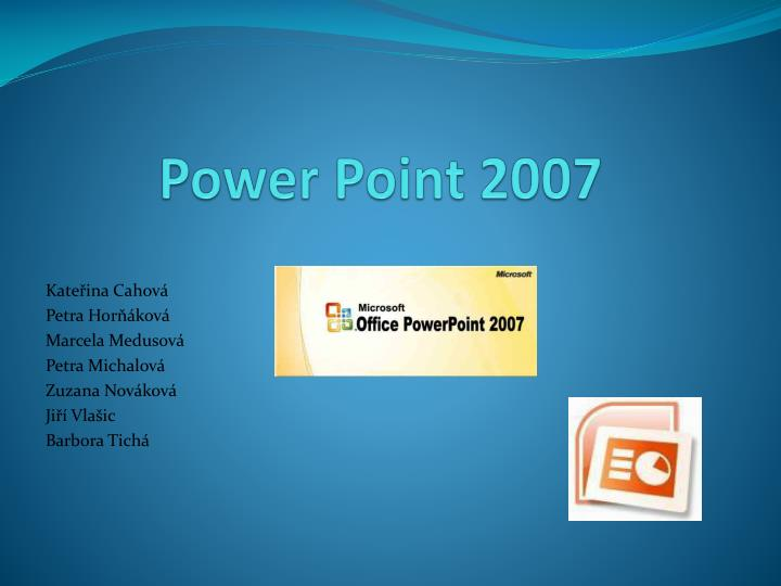 PowerPoint in the Classroom  actDEN