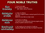 four noble truths1