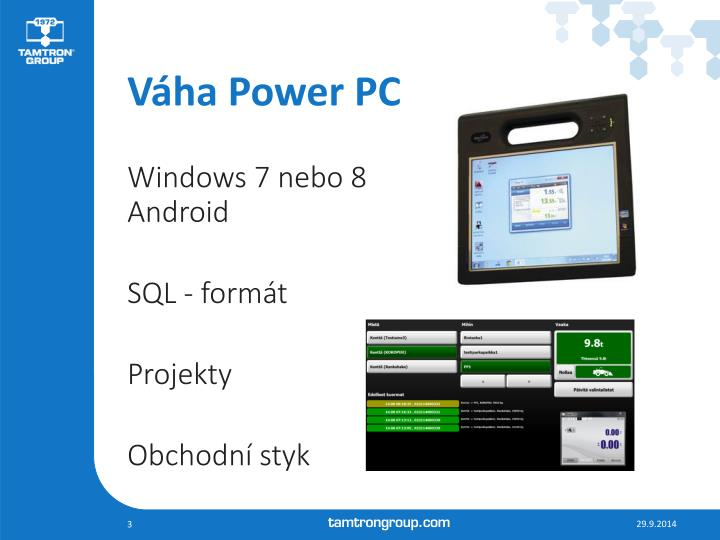 V ha power pc