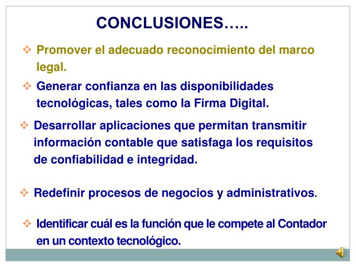 CONCLUSIONES…..