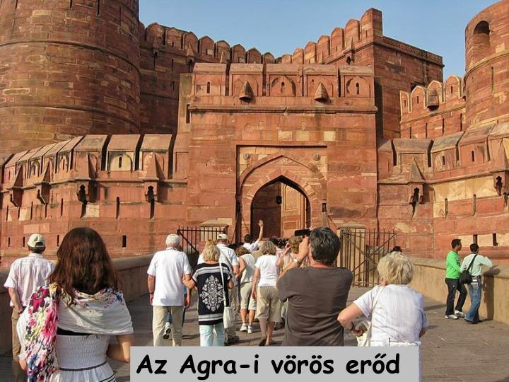Az Agra-i vrs erd