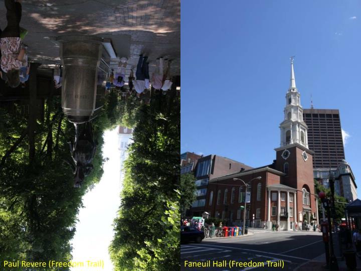 Paul Revere (Freedom Trail)