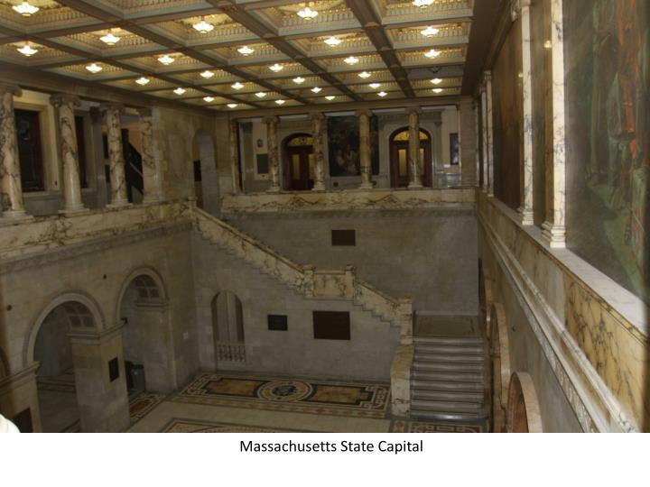 Massachusetts State Capital