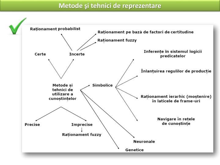 Metode şi tehnici de reprezentare