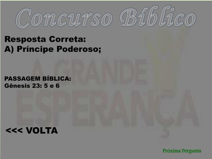 Concurso Bíblico