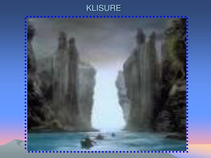 KLISURE