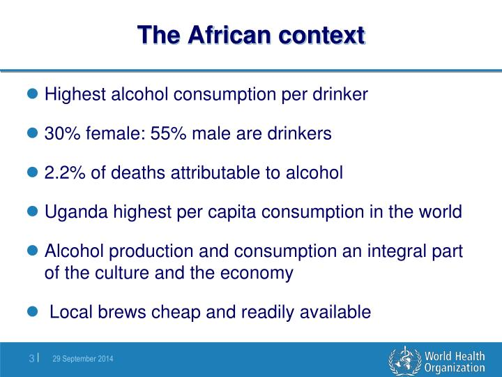 The African context