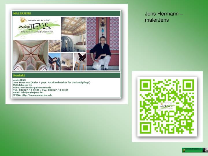 Jens Hermann –