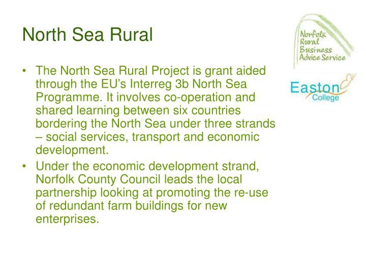 North Sea Rural