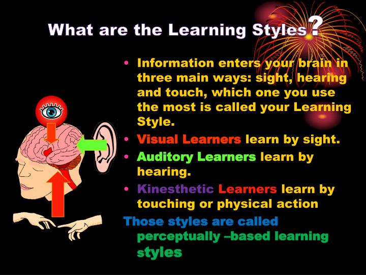 What are the Learning Styles