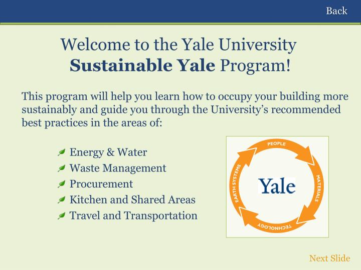 This program will help you learn how to occupy your building more sustainably and guide you through ...