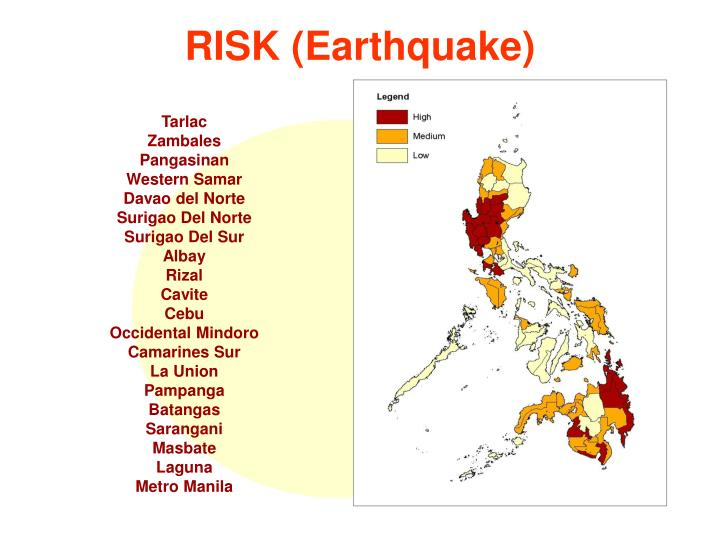 RISK (Earthquake)