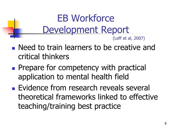 EB Workforce