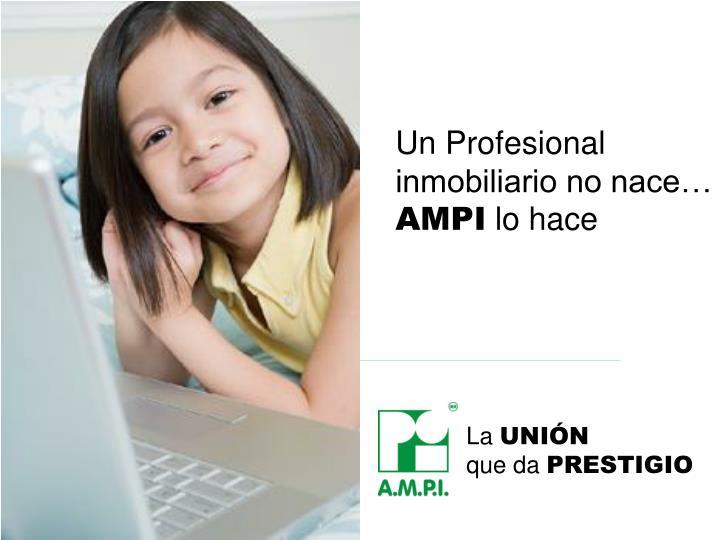 Un Profesional
