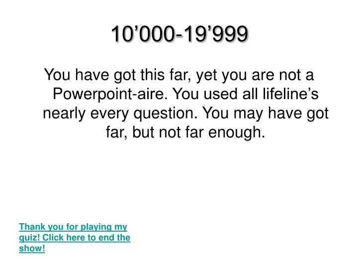 10'000-19'999