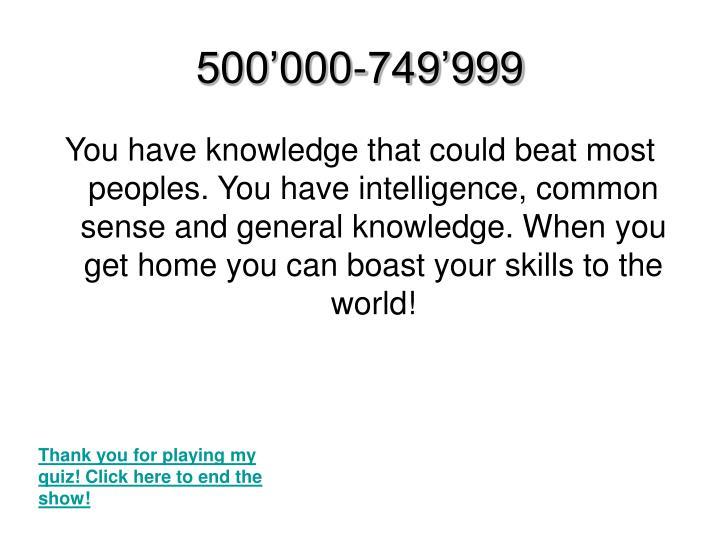 500'000-749'999