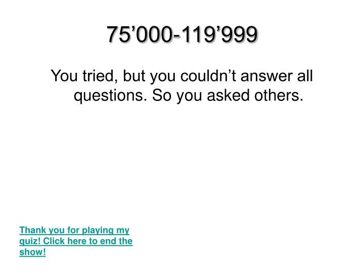 75'000-119'999