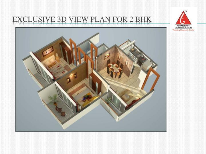 Exclusive 3D