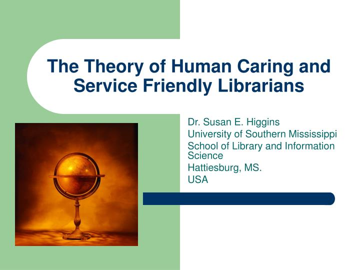 the helping theory and human services Theories used in social work practice & practice models may 06, 2014 by simmons staff social a theory may explain human behavior, for example.