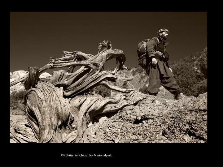 Wildhüter im Chitral Gol Nationalpark