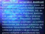 zn mky zv en nervosvalov dr divosti1