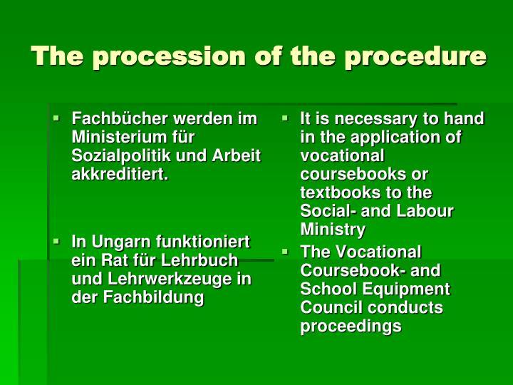 Fachbücher werden im Ministerium für Sozialpolitik und Arbeit akkreditiert.