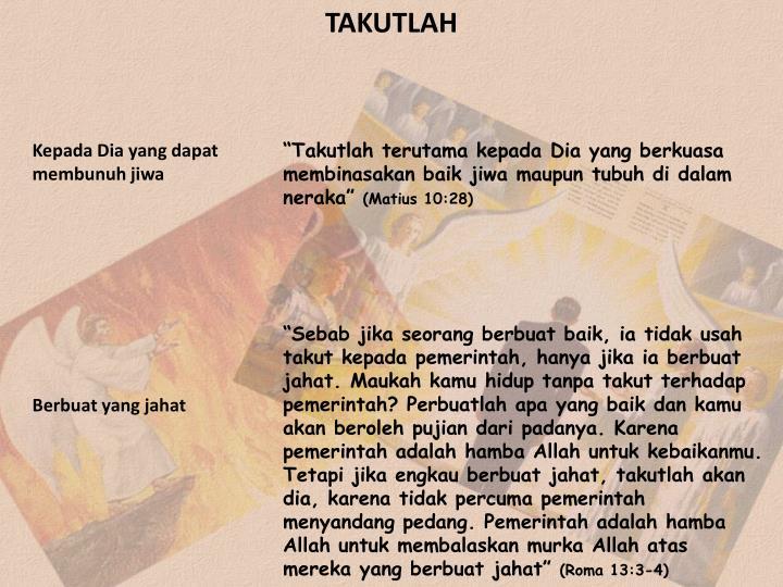 TAKUTLAH