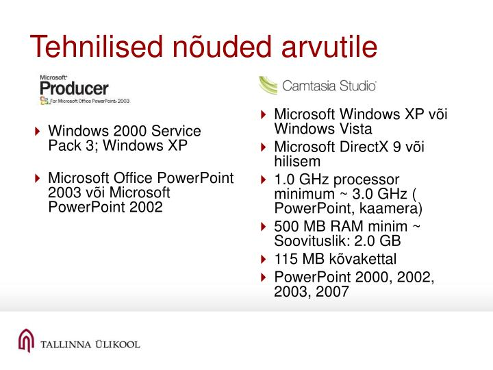 Windows 2000 Service Pack 3; Windows XP