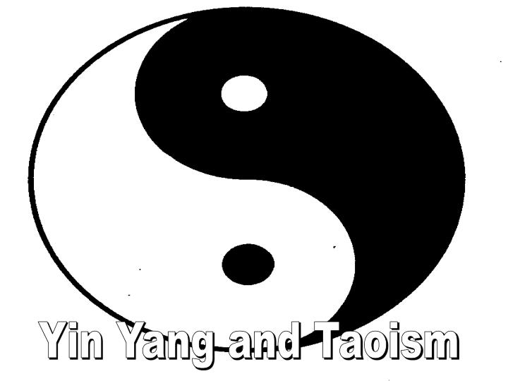 Yin Yang and Taoism