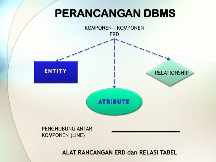 PERANCANGAN DBMS