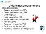 utdanningsprogrammene1