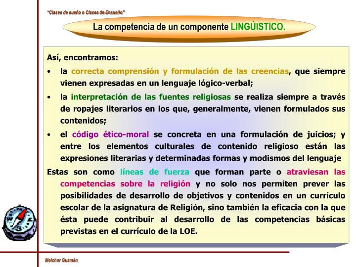 """""""Clases de sueño o Clases de Ensueño"""""""