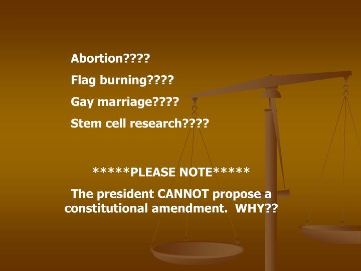 Abortion????
