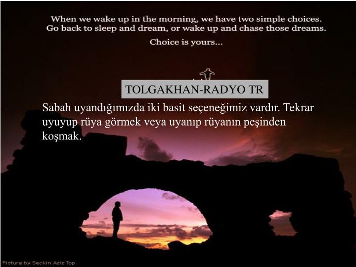 TOLGAKHAN-RADYO TR