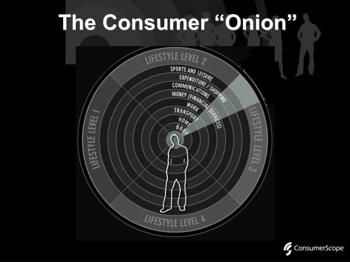 "The Consumer ""Onion"""