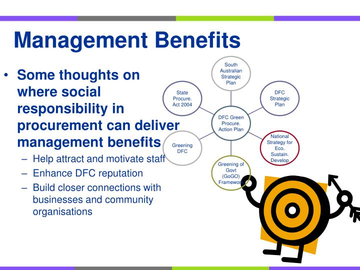 Management Benefits