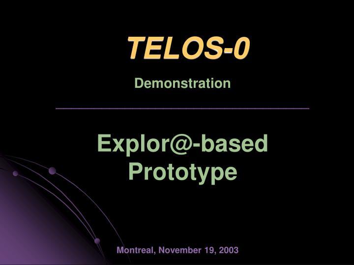 TELOS-0