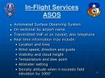 in flight services asos