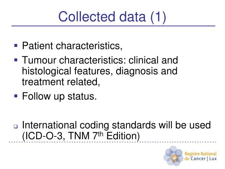 Patient characteristics,