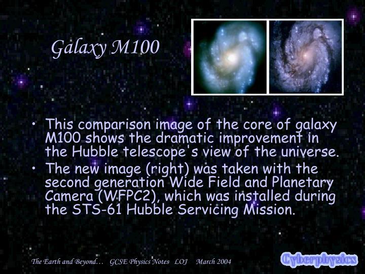 Galaxy M100