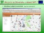 ako je to na slovensku v oblasti nipi3