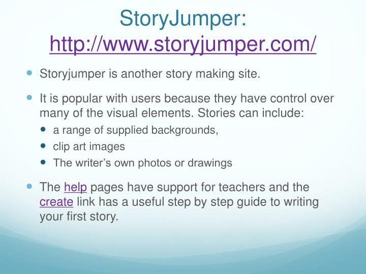 StoryJumper: