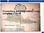 cronenberg and j gersberg s map compiled 1749 50