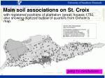main soil associations on st croix